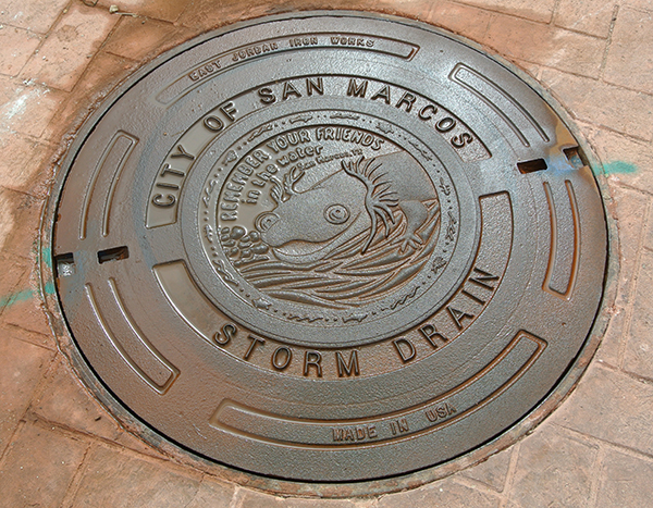 Photo of Storm Drain Cover